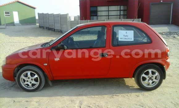 Buy Used Opel Corsa Black Car in Windhoek in Namibia