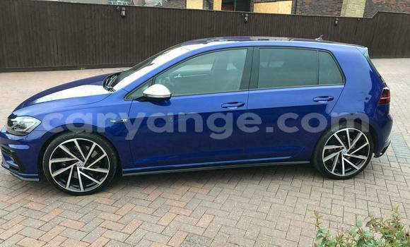 Buy Used Volkswagen Golf GTI Blue Car in Windhoek in Namibia