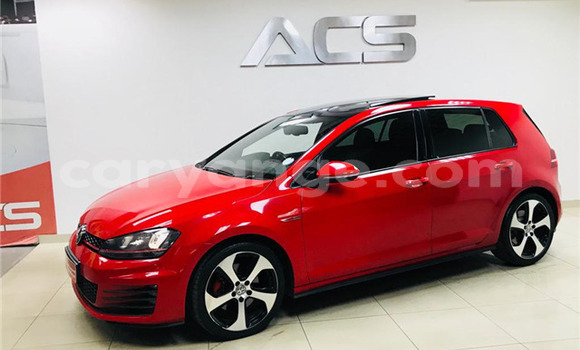 Buy Import Volkswagen Golf GTI Red Car in Walvis Bay in Namibia