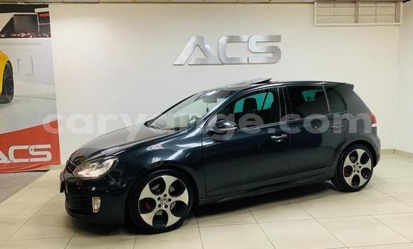 Buy Import Volkswagen Golf GTI Black Car in Windhoek in Namibia