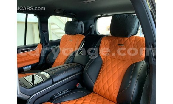 Buy Import Lexus LX Black Car in Import - Dubai in Namibia