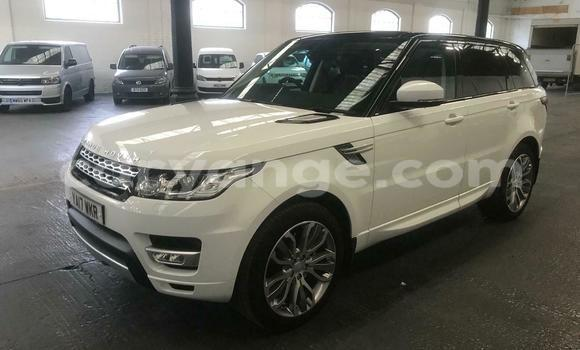 Buy Used Land Rover Range Rover Sport White Car in Windhoek in Namibia