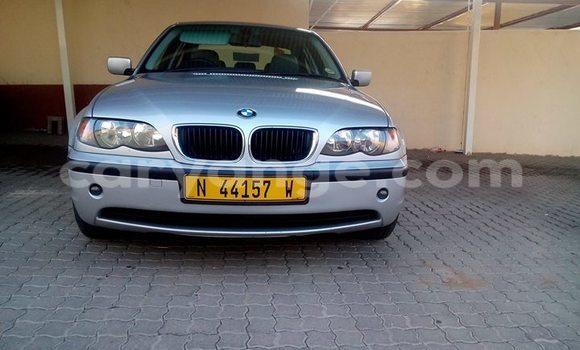 Buy Used BMW 3–Series Black Car in Windhoek in Namibia
