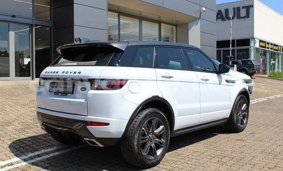 Buy Used Land Rover Range Rover Evoque White Car in Bethanien in Karas
