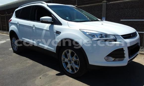 Buy Used Ford Kuga White Car in Windhoek in Namibia
