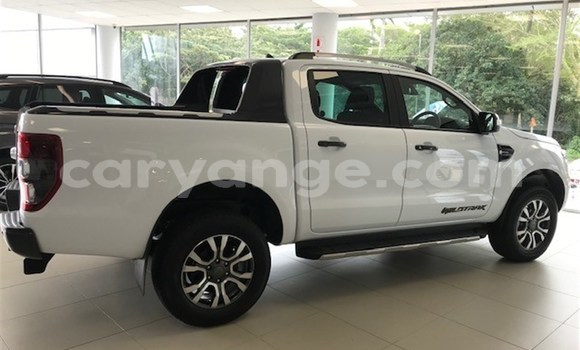 Buy Used Ford Ranger White Car in Bethanien in Karas