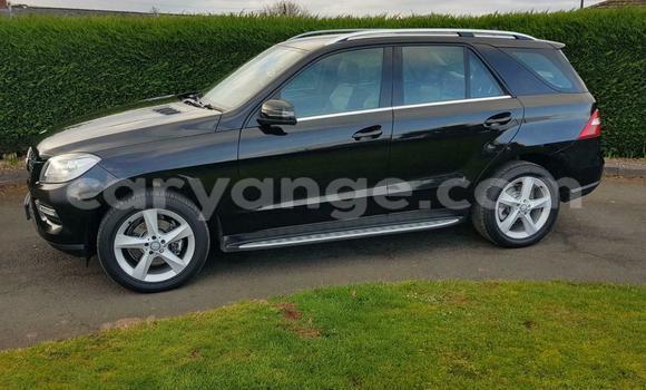 Buy Used Mercedes-Benz ML–Class Black Car in Windhoek in Namibia