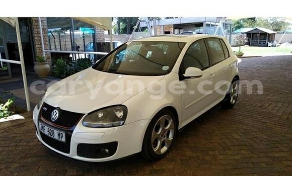 Buy Used Volkswagen Golf GTI White Car in Warmbad in Karas