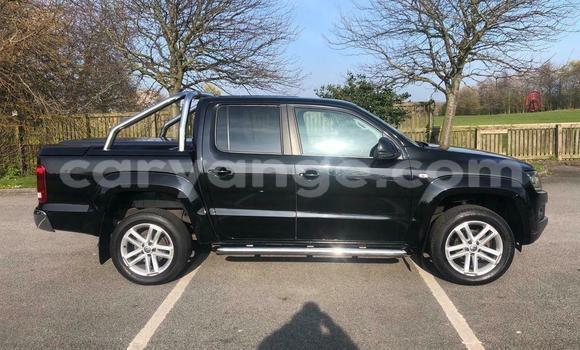 Buy Used Volkswagen Amarok Black Car in Windhoek in Namibia
