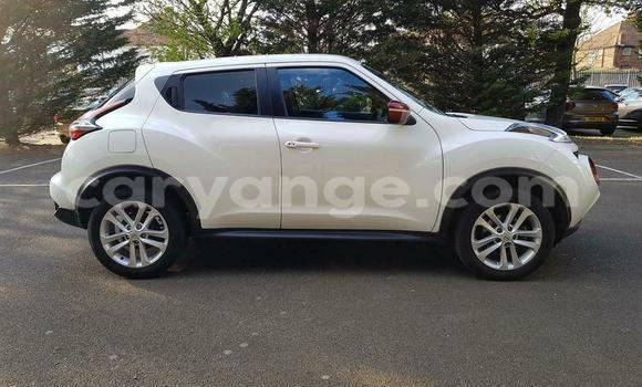 Buy Used Nissan Juke White Car in Windhoek in Namibia