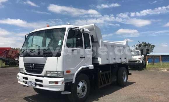 Buy Used Nissan UD White Truck in Windhoek in Namibia