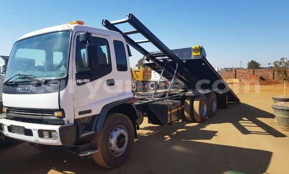 Buy Used Isuzu FTR 850 White Truck in Windhoek in Namibia