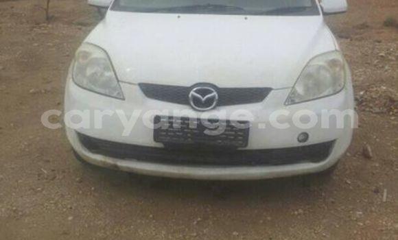 Buy Used Mazda Demio White Car in Windhoek in Namibia