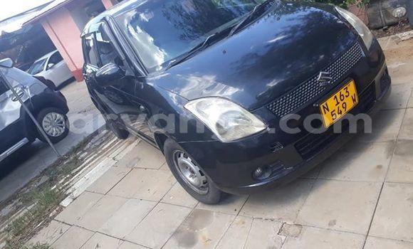 Buy Used Suzuki Swift Black Car in Windhoek in Namibia