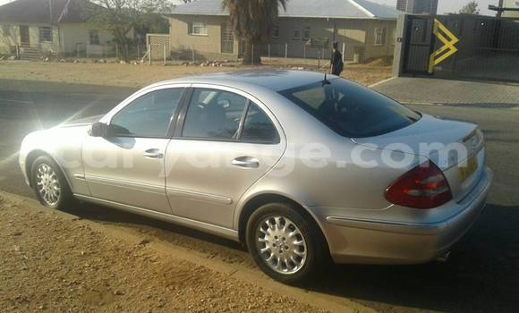 Buy Used Mercedes‒Benz E-Class Black Car in Windhoek in Namibia