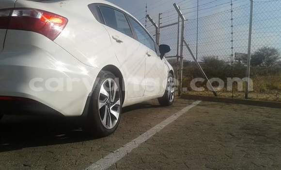 Buy Used Kia Carens Black Car in Windhoek in Namibia