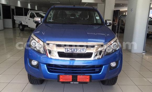 Buy Used Isuzu KB Blue Car in Grootfontein in Namibia