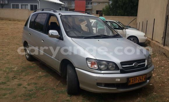 Buy Used Toyota Epsun Silver Car in Windhoek in Namibia