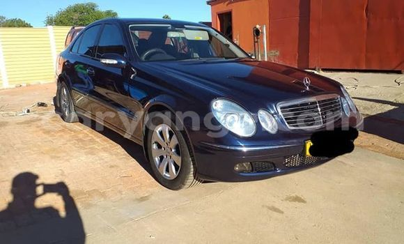 Buy Used Mercedes-Benz E–Class Black Car in Windhoek in Namibia