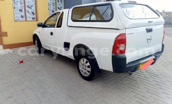 Buy Used Opel Corsa White Car in Windhoek in Namibia