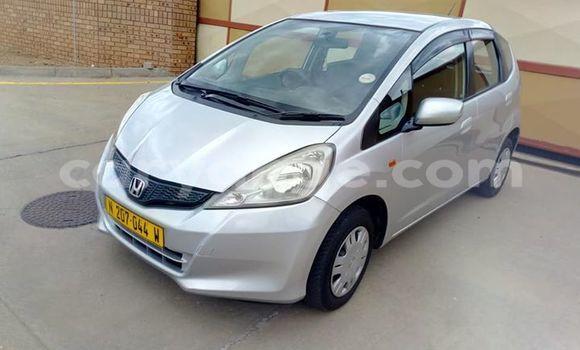 Buy Used Honda FIT Silver Car in Windhoek in Namibia
