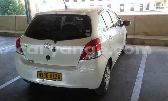Buy Used Toyota Vitz Black Car in Windhoek in Namibia