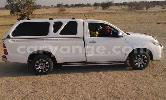Buy Used Toyota Hilux Black Car in Windhoek in Namibia