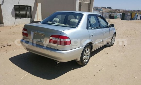 Buy Used Toyota Corona Black Car in Windhoek in Namibia