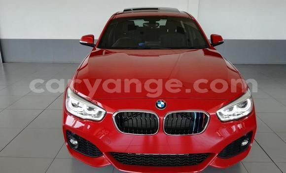 Buy Used BMW 1er Red Car in Windhoek in Namibia