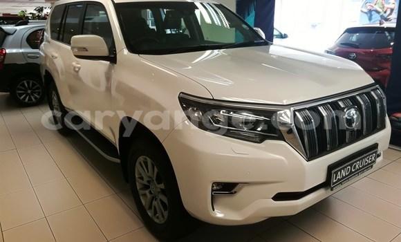 Buy Used Toyota Prado White Car in Bethanien in Karas