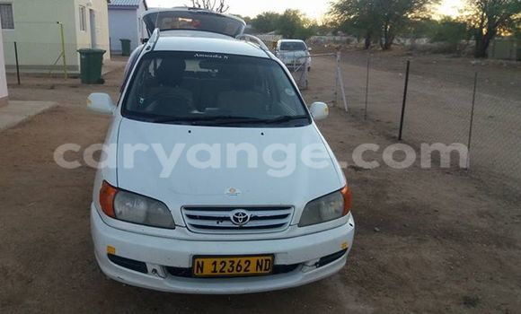 Buy Used Toyota IST Black Car in Windhoek in Namibia