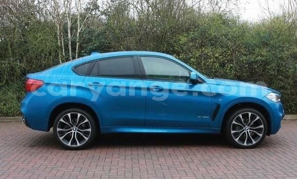 Buy Used BMW X6 Blue Car in Windhoek in Namibia