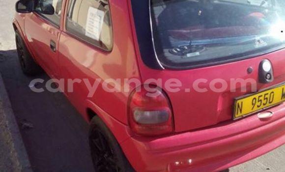 Buy Used Opel Corsa Black Car in Windhoek in Namibia