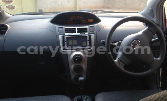Buy Used Toyota Vitz Black Car in Windhoek in Namibia
