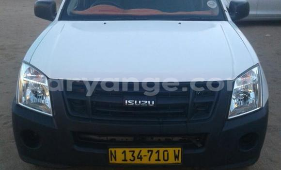 Buy Used Isuzu D-MAX Black Car in Windhoek in Namibia