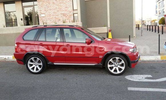 Buy Used BMW X5 Black Car in Windhoek in Namibia