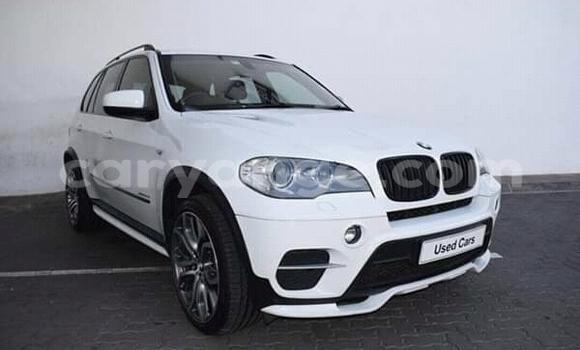Buy Used BMW X5 White Car in Windhoek in Namibia