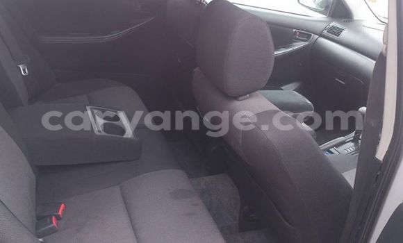 Buy Used Toyota Allex Black Car in Windhoek in Namibia