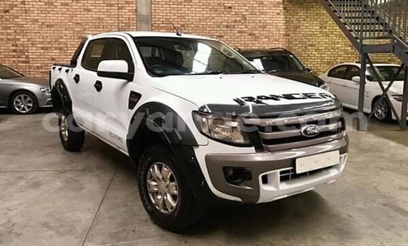 Buy Used Ford Ranger White Car in Windhoek in Namibia