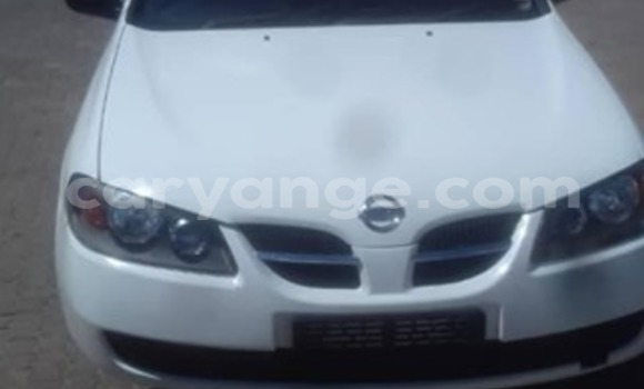 Buy Used Nissan Almera White Car in Windhoek in Namibia