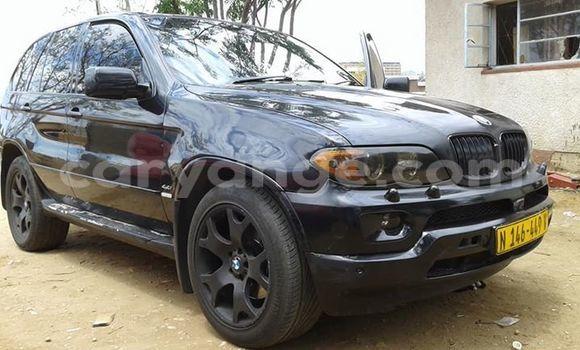 Buy Used BMW X5 Black Car in Windhoek in Namibia