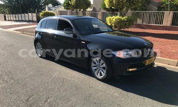 Buy Used BMW 1er Black Car in Windhoek in Namibia