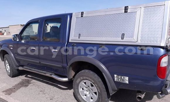 Buy Used Ford Ranger Blue Car in Windhoek in Namibia