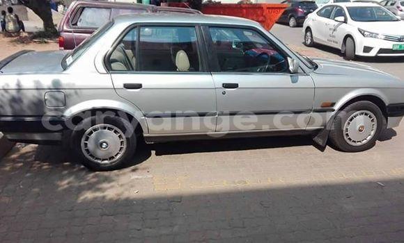 Buy Used BMW 3-Series Black Car in Windhoek in Namibia