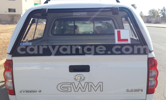 Buy Used Man Silent White Truck in Windhoek in Namibia