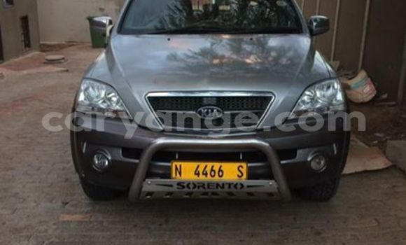 Buy Used Kia Sorento Black Car in Windhoek in Namibia