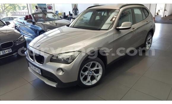 Buy Used BMW X1 Silver Car in Swakopmund in Namibia