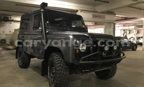 Buy Used Land Rover Defender White Car in Windhoek in Namibia