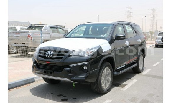 Buy Import Toyota Fortuner Black Car in Import - Dubai in Namibia