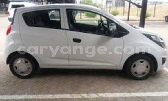 Buy Used Chevrolet Spark White Car in Windhoek in Namibia